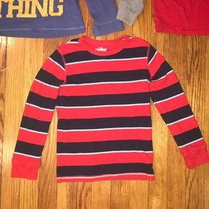 Shirts & Tops - Boys long sleeve tees size 6